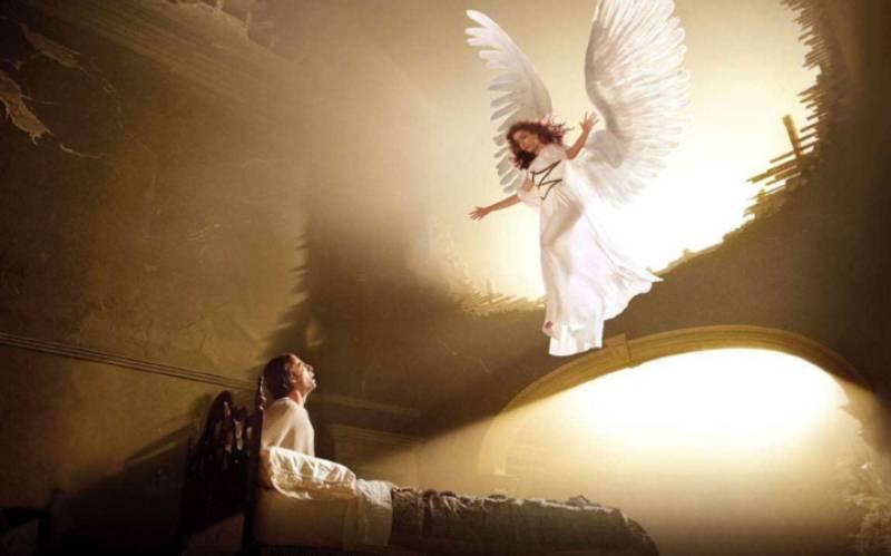 Kisah Orang-Orang yang Pernah Bertemu Malaikat : Okezone News