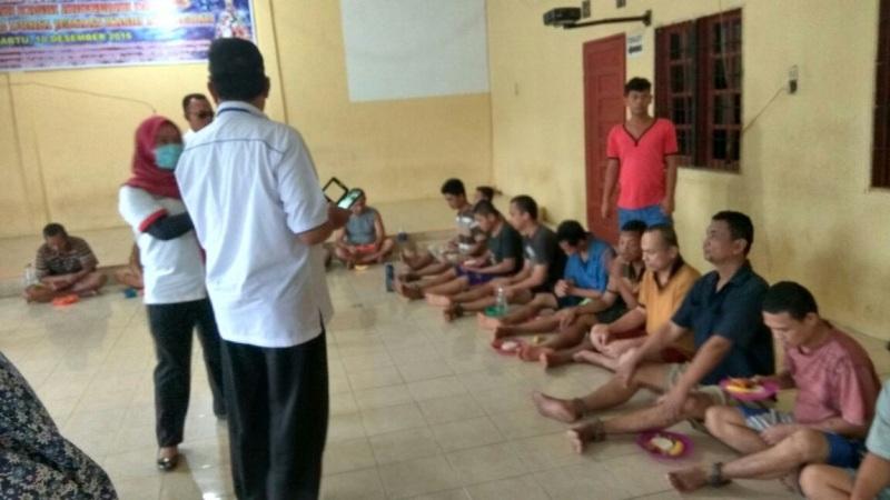 Polisi Tangkap Ketua Yayasan dan 4 Algojo yang Siksa Pasien Panti Rehabilitasi