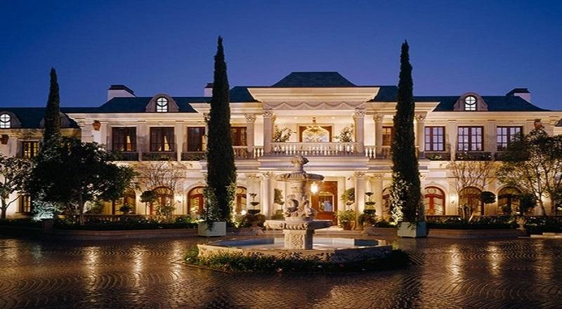 Mansion yang Dibangun oleh Ayah Gigi Hadid Dijual Rp1,14 triliun