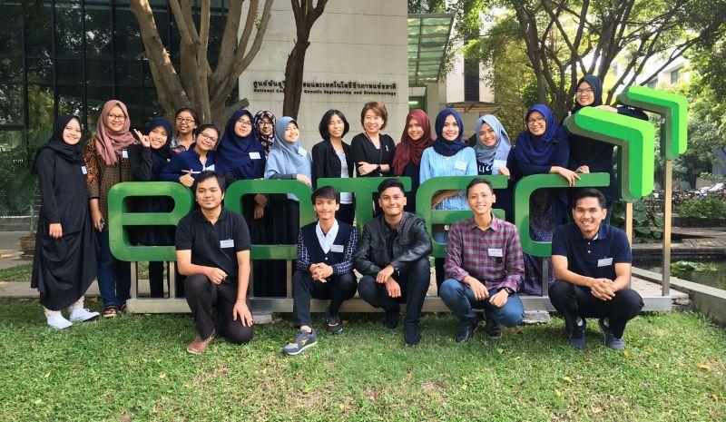 Akhir Tahun, Mahasiswa ITB Belajar Bioteknologi ke Thailand