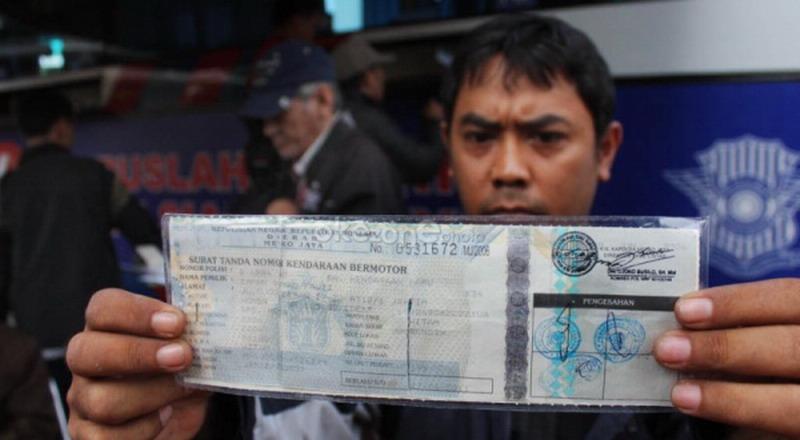 "LAKP :  Presiden Jokowi  Naikkan PNBP Pengurusan STNK dan BPKB, Dinilai Pemerintah RI Terancam "" Pailit """