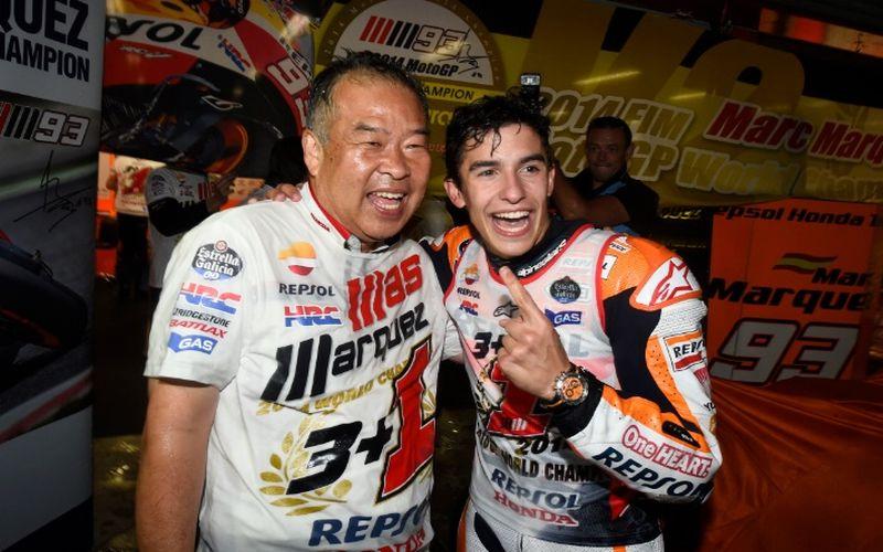 Marquez: Juara MotoGP 2016 di Motegi Penting bagi Honda