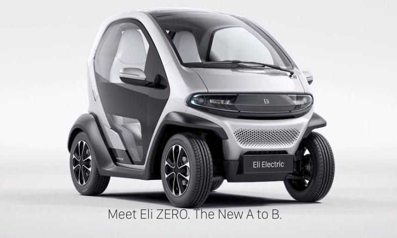 Eli Zero Mobil Listrik Berukuran Kecil Serupa Renault Twizy Okezone Otomotif