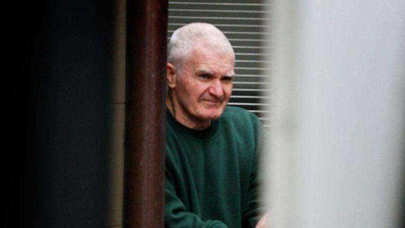 Inilah John Walsh yang membunuh teman satu selnya menggunakan panggangan roti (Foto: Daily Telegraph)