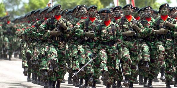 Hasil gambar untuk kerjasama militer australia dan tni