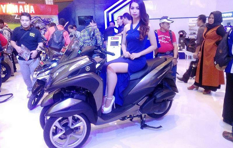 Yamaha Tricity (Okezone)
