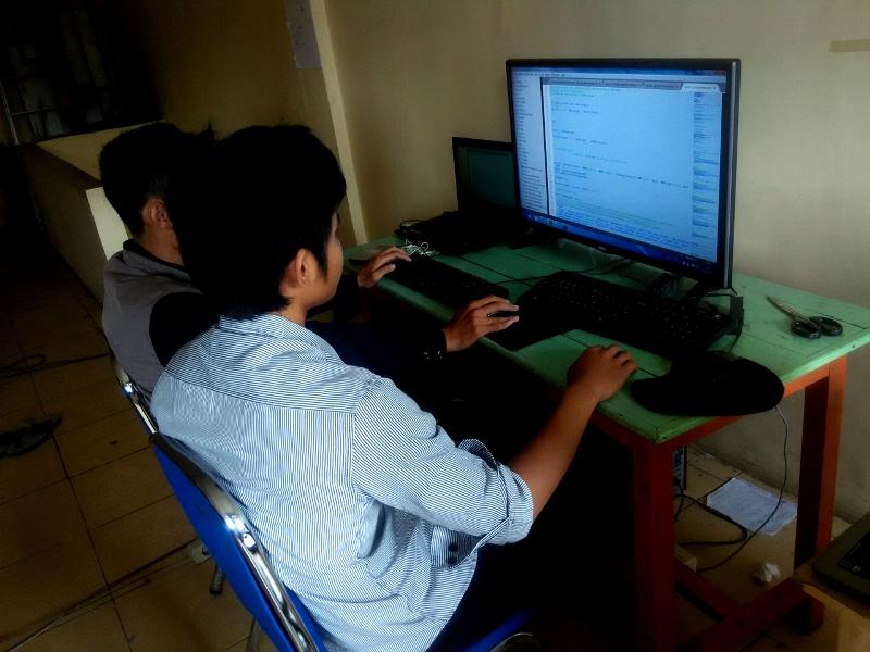 Geliat Pesantren Programmer di Lampung, Memadukan Teknologi dengan Religi