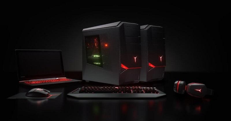 Ambisi Besar Lenovo di Sektor PC Gaming