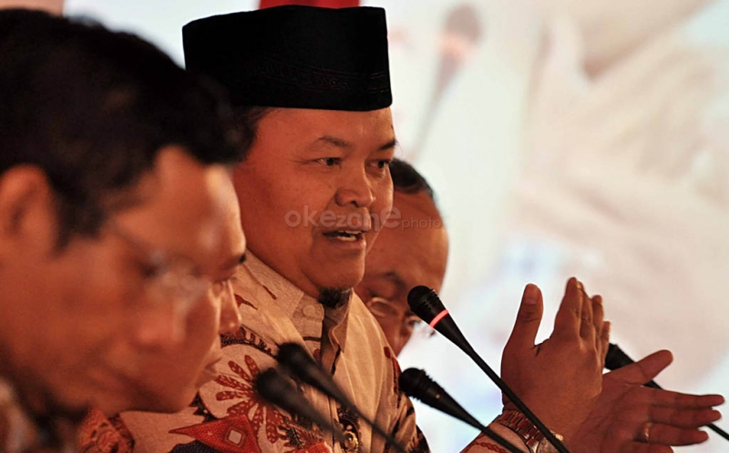 Wakil Ketua MPR, Hidayat Nur Wahid (foto: Okezone)