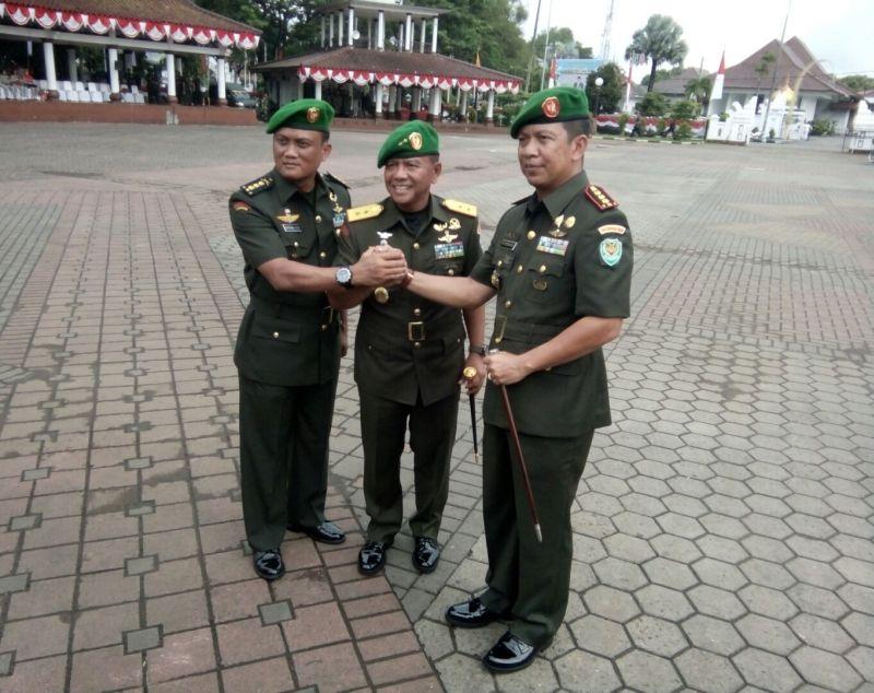 Pangdam III/Siliwangi Mayjen TNI Muhammad Herindra (Foto: Iqbal Multatuli/Okezone)