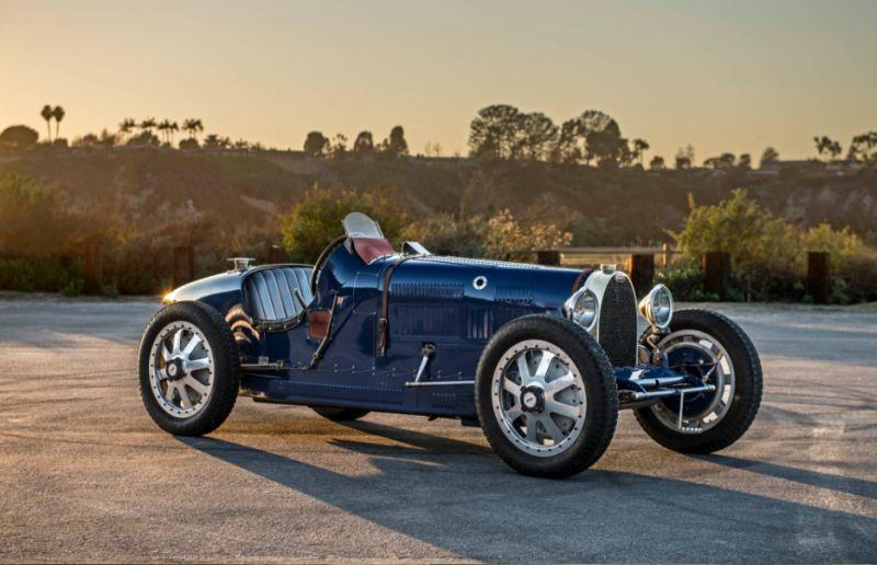 Bugatti Type 35 buatan Pur Sang (Bloomberg)