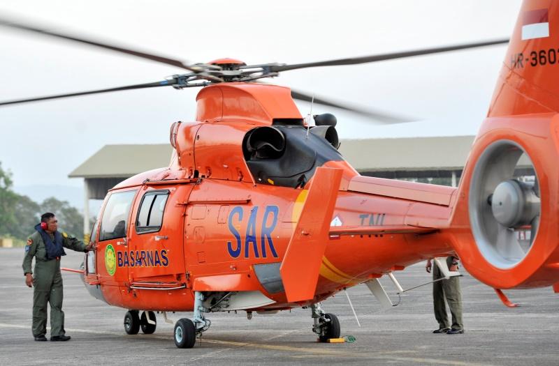 Helikopter Basarnas (Foto: Ilustrasi)