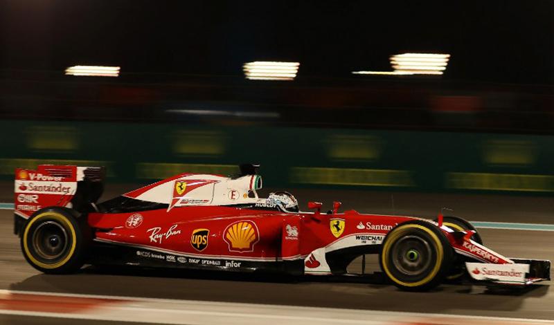Ferrari Butuh Amunisi Baru di F1 2017