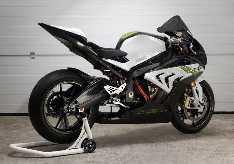 Sepeda motor listrik konsep BMW Motorrad (Motorcycle.com)