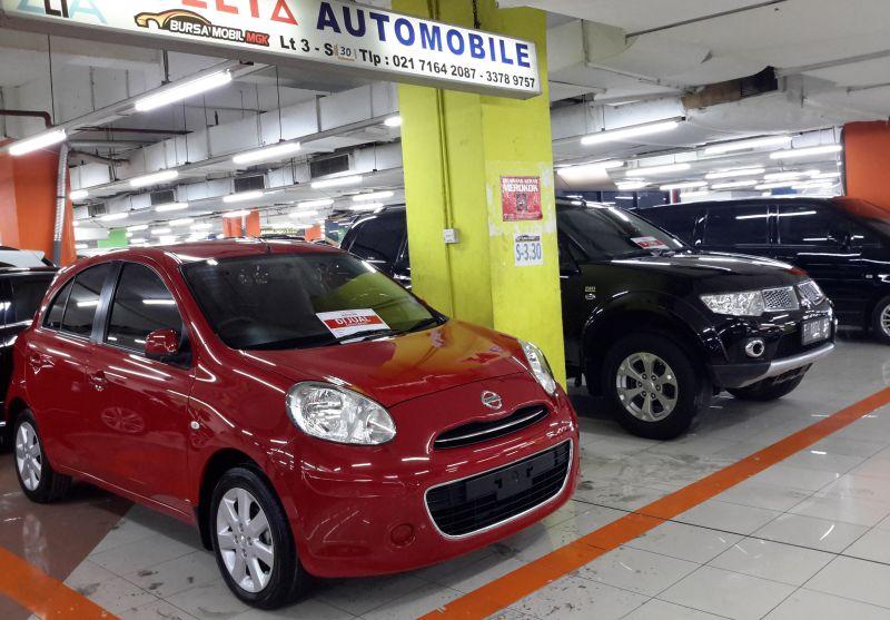 Penjualan mobil