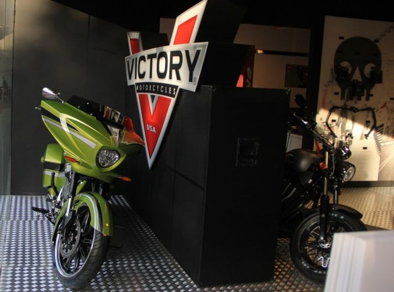 Produk Victory Motorcycle (foto: Carbuyer)