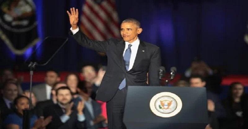 Ini Hasil Video Kamera 360, Penonton Seakan Hadir di Pidato Obama
