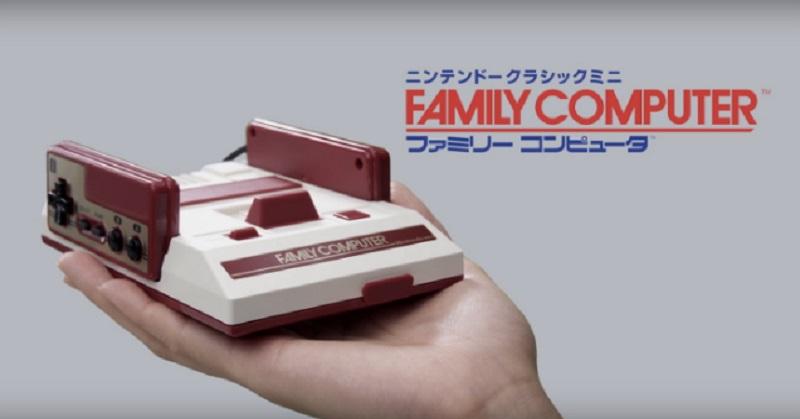 Nintendo Sembunyikan Pesan Rahasia di Famicom Mini