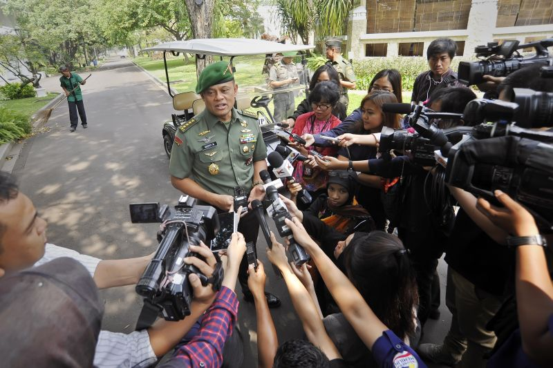 Panglima TNI Jenderal Gatot Nurmantyo (Antara)