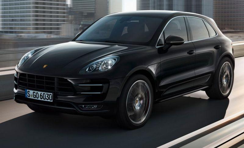 Porsche Macan (Carscoops)