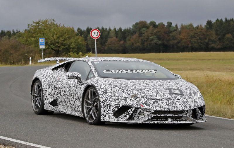 Lamborghini siapkan supercar terbaru bernama Performante (Carscoops)
