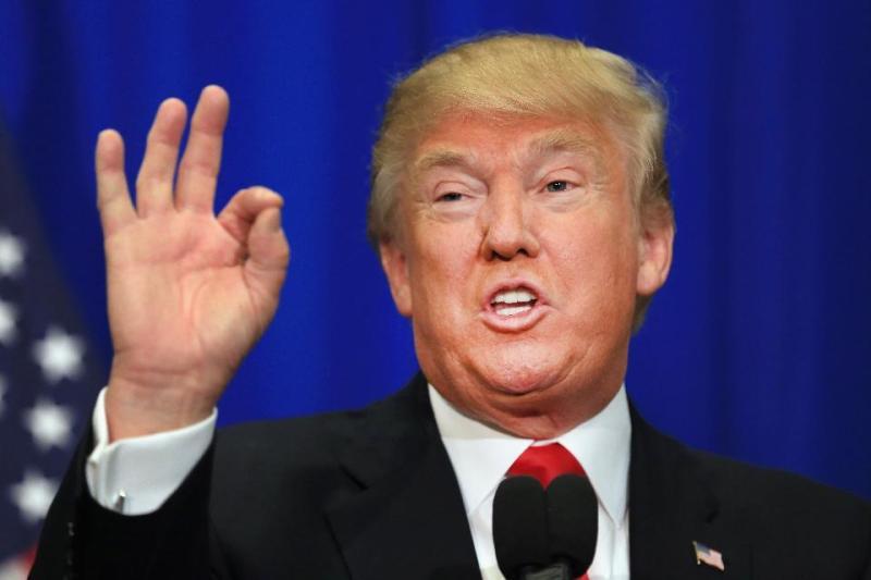 Donald Trump bantah semua tudingan. (Foto: Forbes)