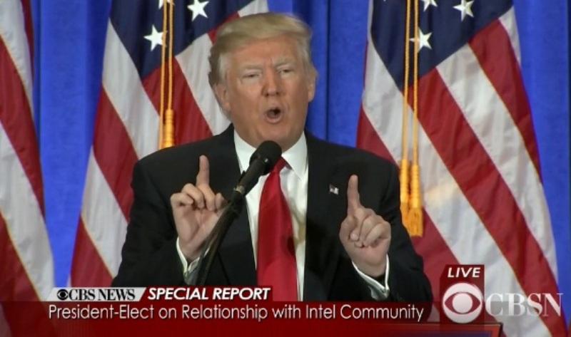 Donald Trump sebut semua negara ingin meretas AS. (Foto: Screenshot)