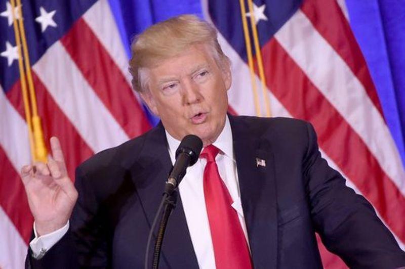 Presiden terpilih AS, Donald Trump. (Foto: Getty Images)