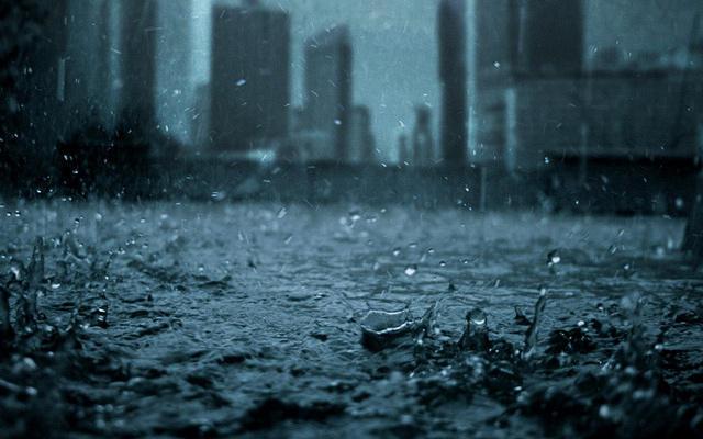 Hingga Dini Hari, Hujan Masih Guyur Jakarta