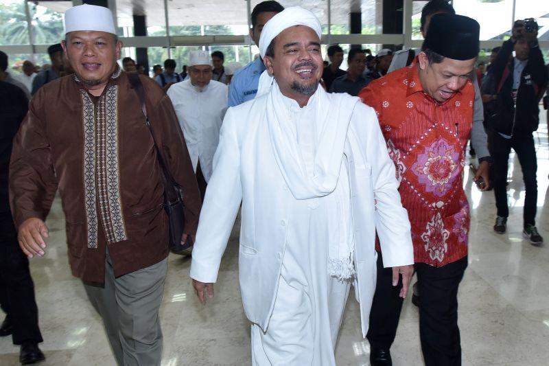 Habib Rizieq (dok. Antara)