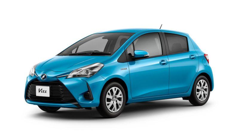 Toyota Yaris (ResponseJP))