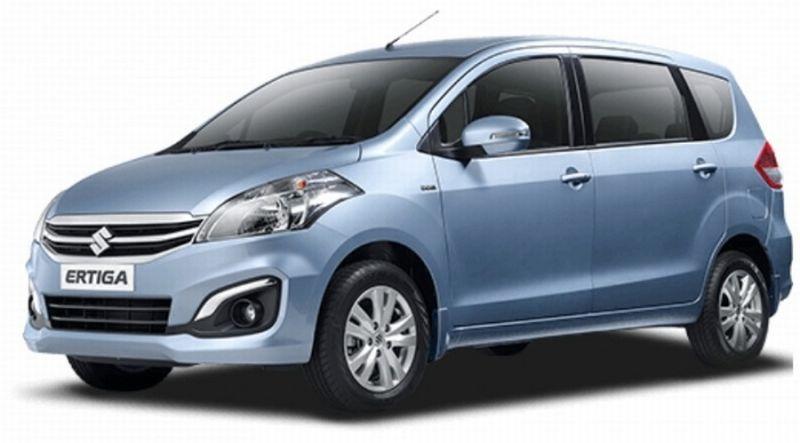 Suzuki Ertiga hybrid (foto: Carandbike)