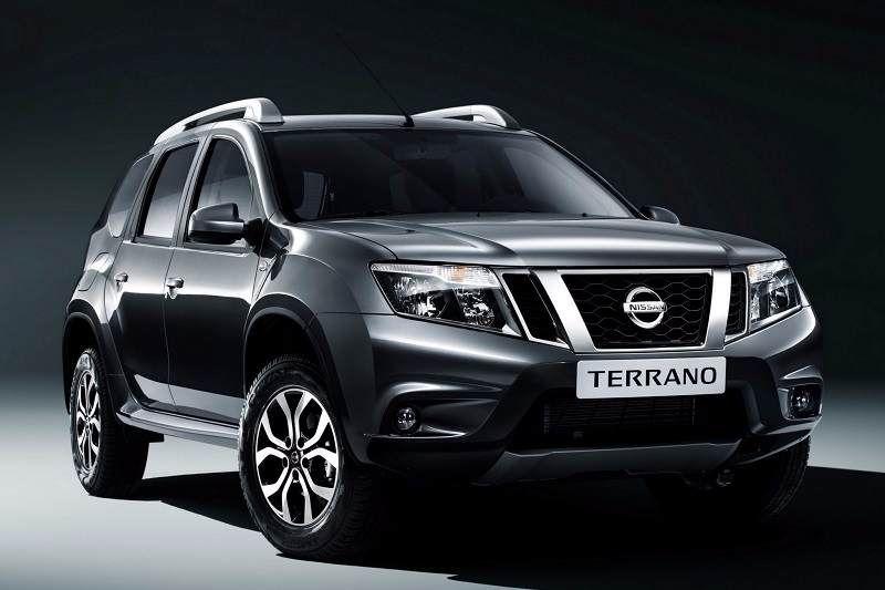 Nissan Terrano (foto: Indiacarnews)