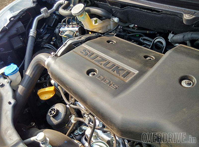 Mesin Suzuki Ertiga diesel hybrid (foto:Overdrive)