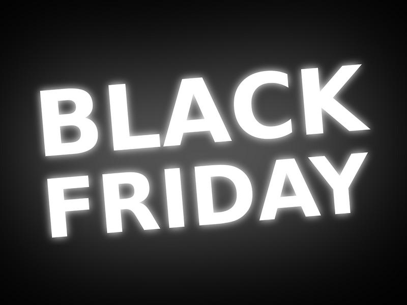 Ilustrasi. Black Friday. (Foto: Tech Times)