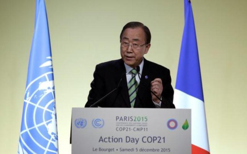 Mantan Sekjen PBB Ban Ki-moon difavoritkan menjadi calon presiden Korsel berikutnya. (Foto: Reuters)