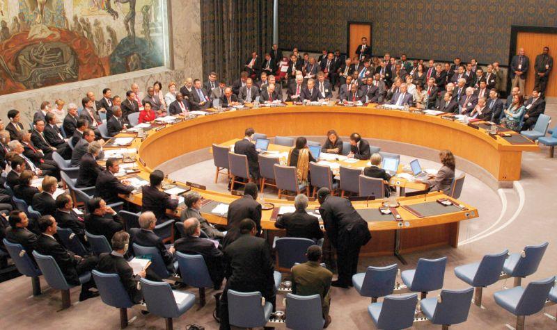 Suasana sidang Dewan Keamanan PBB. (Foto: Center for UN Reform)