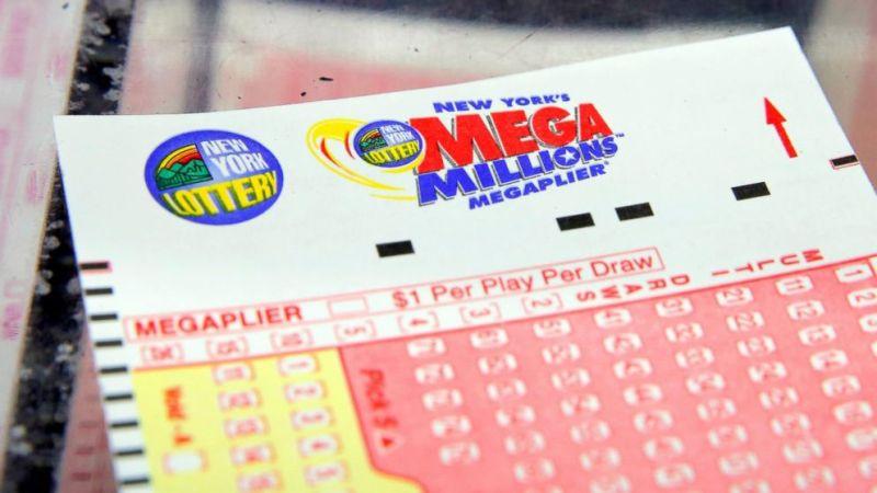 Foto ilustrasi tiket lotere di Amerika Serikat (Foto: Reuters)
