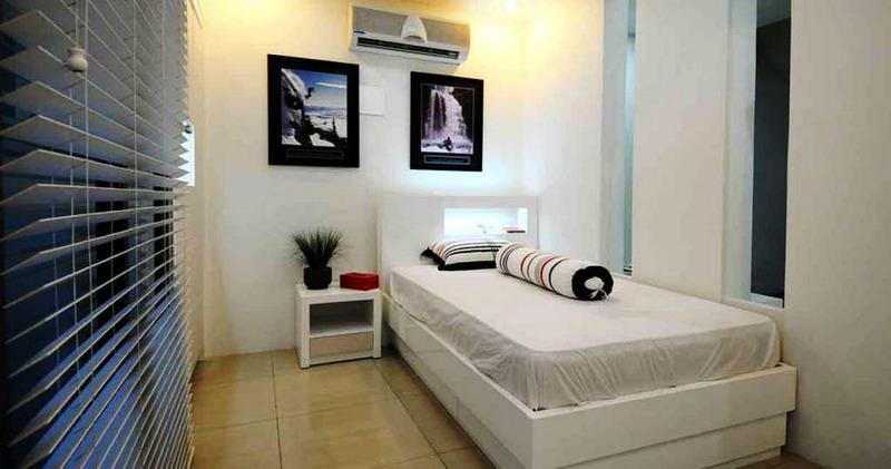 inspirasi dekorasi minimalis kamar ukuran kecil tipe rumah