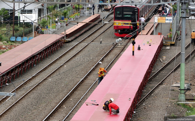 Dirut KAI: Jalur Kereta Bogor-Bandung Masih Terkendala