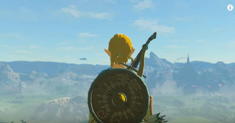 Game 'The Legend of Zelda' Terbaru Meluncur Bersama Nintendo Switch