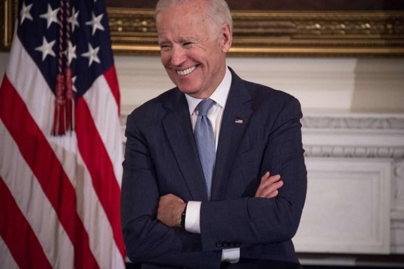 Wakil Presiden AS Joe Biden berencana melanjutkan penelitian mengenai kanker (Foto: Nicholas Kamm/AFP)
