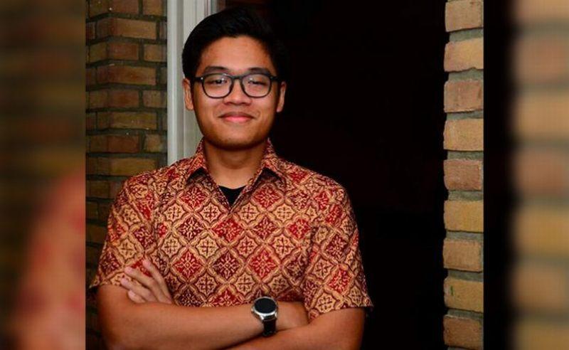 Satria Nur Sya'ban. (Foto: Dok. Unair)