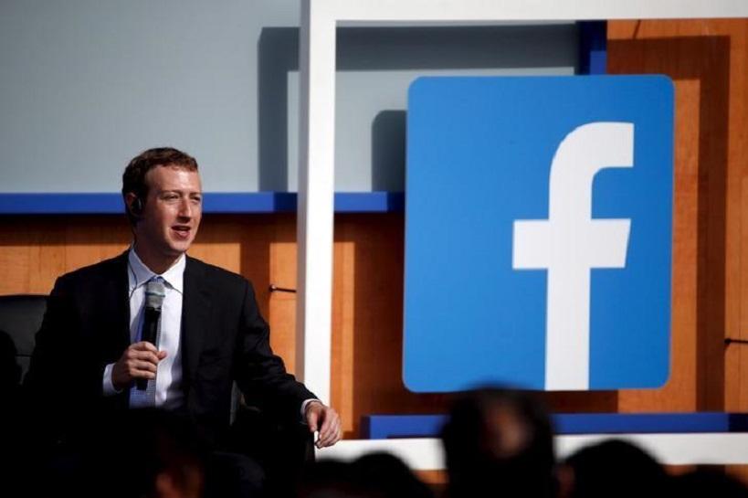 Kekayaan Bos Facebook Melompat Rp66 Triliun di Pekan Kedua 2017