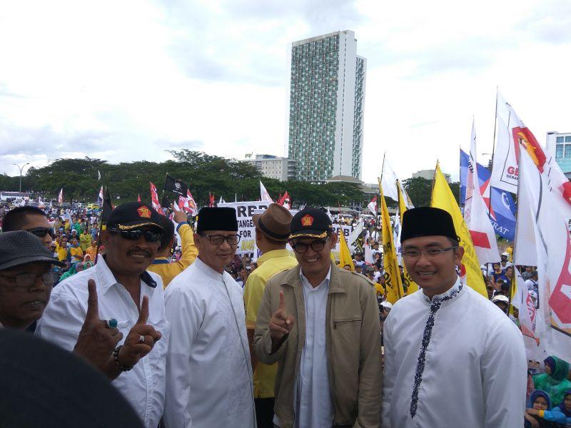 Berpengalaman & Berprestasi, Perindo Dukung Cagub Banten WH-Andika