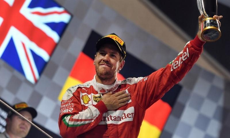 Vettel Pede Hadapi Formula One 2017