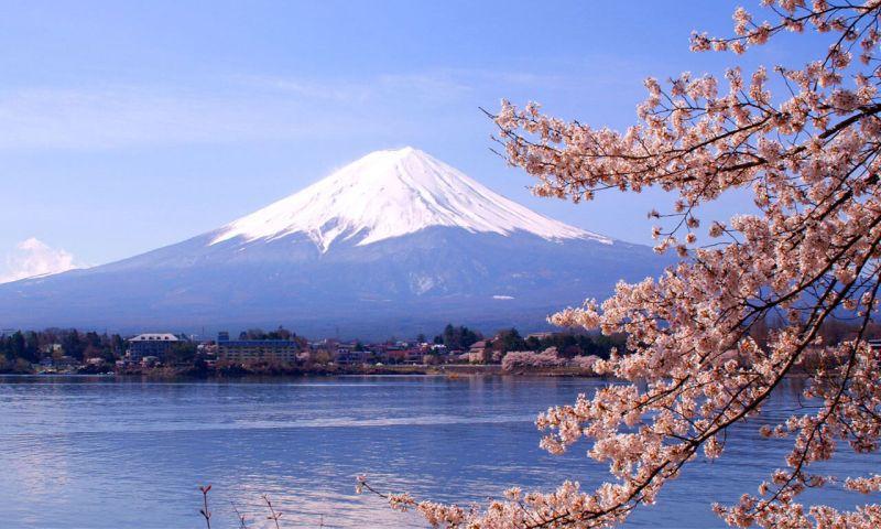 Spot Terbaik Menikmati Pemandangan Indah di Gunung Fuji : Okezone Lifestyle