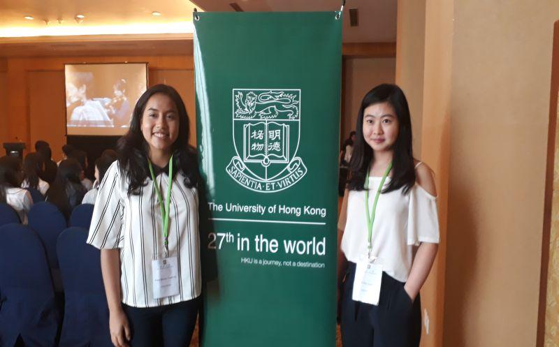 Intip Serunya Mahasiswa Indonesia Kuliah di Hong Kong