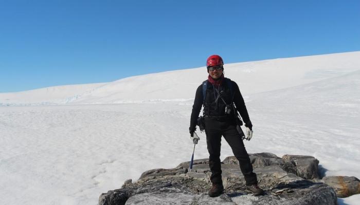 Peneliti UGM Bercerita 17 Hari Berada di Antartika