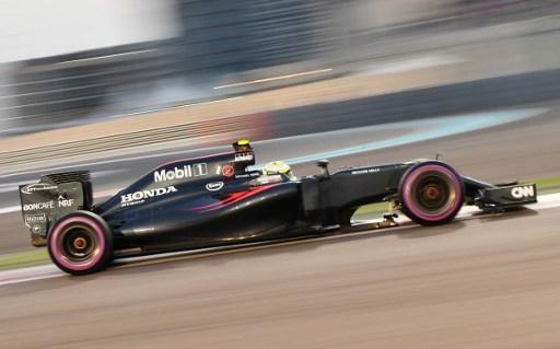McLaren Akan Gunakan Warna Baru pada Mobil F1 2017